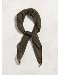 John Varvatos - Solid Silk Bindg - Lyst
