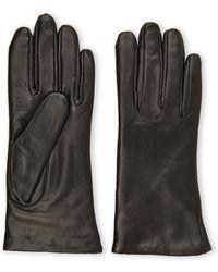 Grandoe - Selene Cashmere-Lined Gloves - Lyst