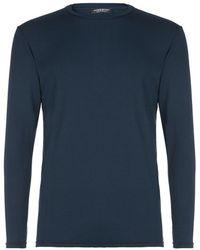 Homebody - Long Sleeve Lounge T-shirt - Lyst
