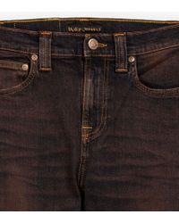 """Nudie Jeans 32"""" High Kai Jean - Lyst"""