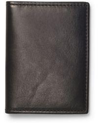 Club Monaco - Leather Id Card Case - Lyst