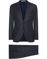 Boglioli Hampton Check Suit - Lyst