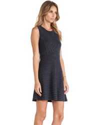 Theory Randria Dress - Lyst