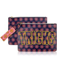 House of Holland Bag Of Tricks Polka Flower - Lyst