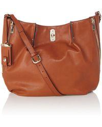 Karen Millen Zips Collection Large Bag - Lyst