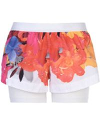 Adidas By Stella McCartney | Blossom Run Short | Lyst