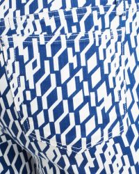 Joe's Jeans High Water Skinny in Geometric - Lyst