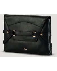 Ralph Lauren Lauren Clutch  Woodbridge - Lyst