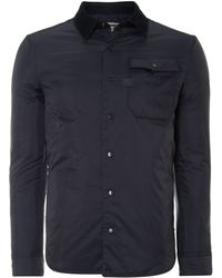 G-star Raw Padded Over Shirt - Lyst