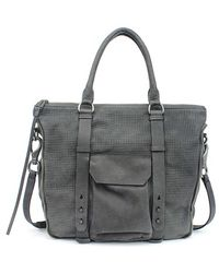 She + Lo - 'high Road' Perforated Tote - Lyst