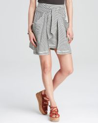 Free People Skirt - All Tied Up white - Lyst