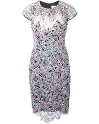 Peter Pilotto 'Vapor' Dress - Lyst