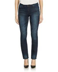 DKNY Soho Skinny Jeans - Lyst