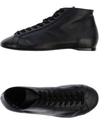Rochas - High Top Trainers - Lyst