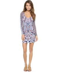 Tigerlily Tuileries Dress  Indienne Rose - Lyst