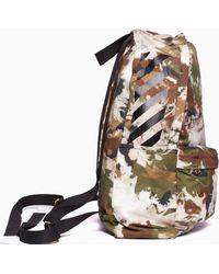 Off-White c/o Virgil Abloh | multicolor Backpack | Lyst