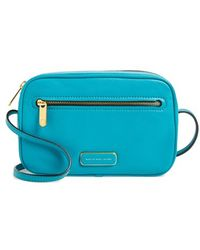 Marc By Marc Jacobs 'Sally' Leather Crossbody Bag - Lyst