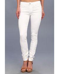 Joe's Jeans Spotless Skinny In Annie - Lyst