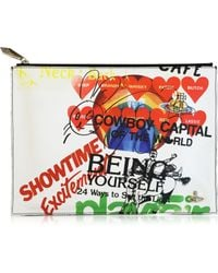 Vivienne Westwood - Large Gl Being Pouch - Lyst