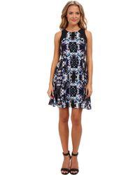 Aryn K. - Print A Line Dress - Lyst
