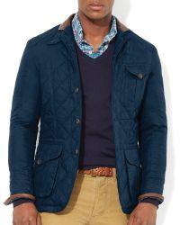 Ralph Lauren Polo Northfield Quilted Sport Coat - Lyst