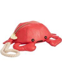 Betsey Johnson Crab Wristlet - Lyst