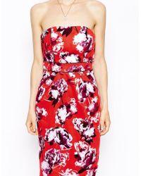 Coast Ambika Print Dress - Lyst