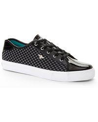 Creative Recreation Black Kaplan Sneakers - Lyst