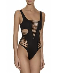 Agent Provocateur Dakotta Swimsuit - Lyst
