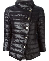 Herno Quilted Down Jacket - Lyst
