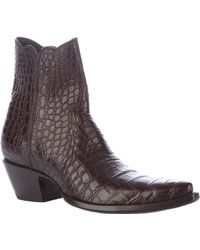 Stallion Boots & Leather Goods - 'Zorro Gallegos' Boots - Lyst