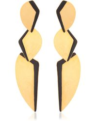 Herve Van Der Straeten | Broken Earrings | Lyst