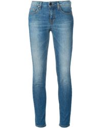 Victoria Beckham Skinny Jeans - Lyst