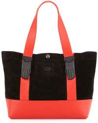 Opening Ceremony - Millie Colorblock Small Tote Bag - Lyst