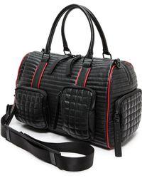 L.A.M.B. - Eady Duffel Bag - Black - Lyst