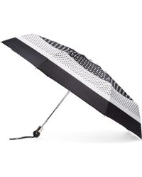 Marc By Marc Jacobs - Black And White Polka Dot Umbrella - Lyst