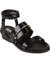 Balenciaga Pierce Ankle-strap Sandals - Lyst