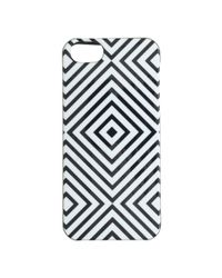 J.Crew Shiny Printed Case For Iphone 55s - Lyst