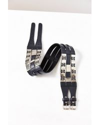 Pins And Needles - Abacus Corset Belt - Lyst