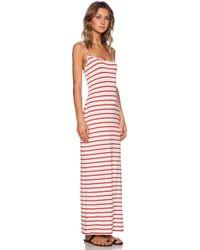 Amour Vert Brynn Maxi Dress - Lyst