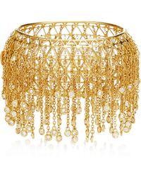 Wilfredo Rosado - 18k Yellow Gold Fringe Bracelet - Lyst