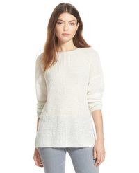 Chelsea28 Nordstrom   Sequin Rib Knit Sweater   Lyst