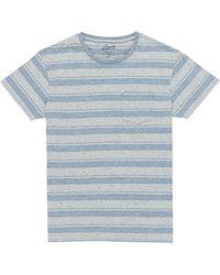 Grayers - Heathered Stripe T-Shirt - Lyst