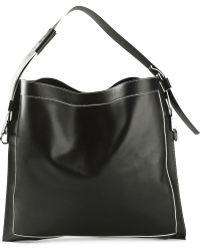 Givenchy Large Flat Shoulder Bag - Lyst