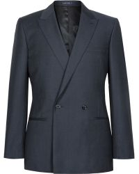 Reiss Cooper B Slim Double Breasted Blazer - Lyst