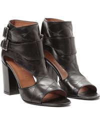 Madison Et Cie Quilted Heel - Lyst