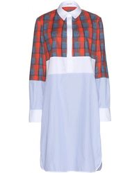 Altuzarra Cotton Shirt Dress - Lyst