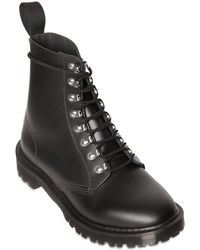 Dr. Martens Smooth Leather Boots - Lyst