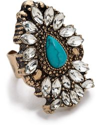 Samantha Wills - Romantic By Nature Ring Turquoise - Lyst