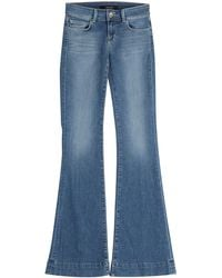 J Brand Love Story Flared Jeans - Lyst
